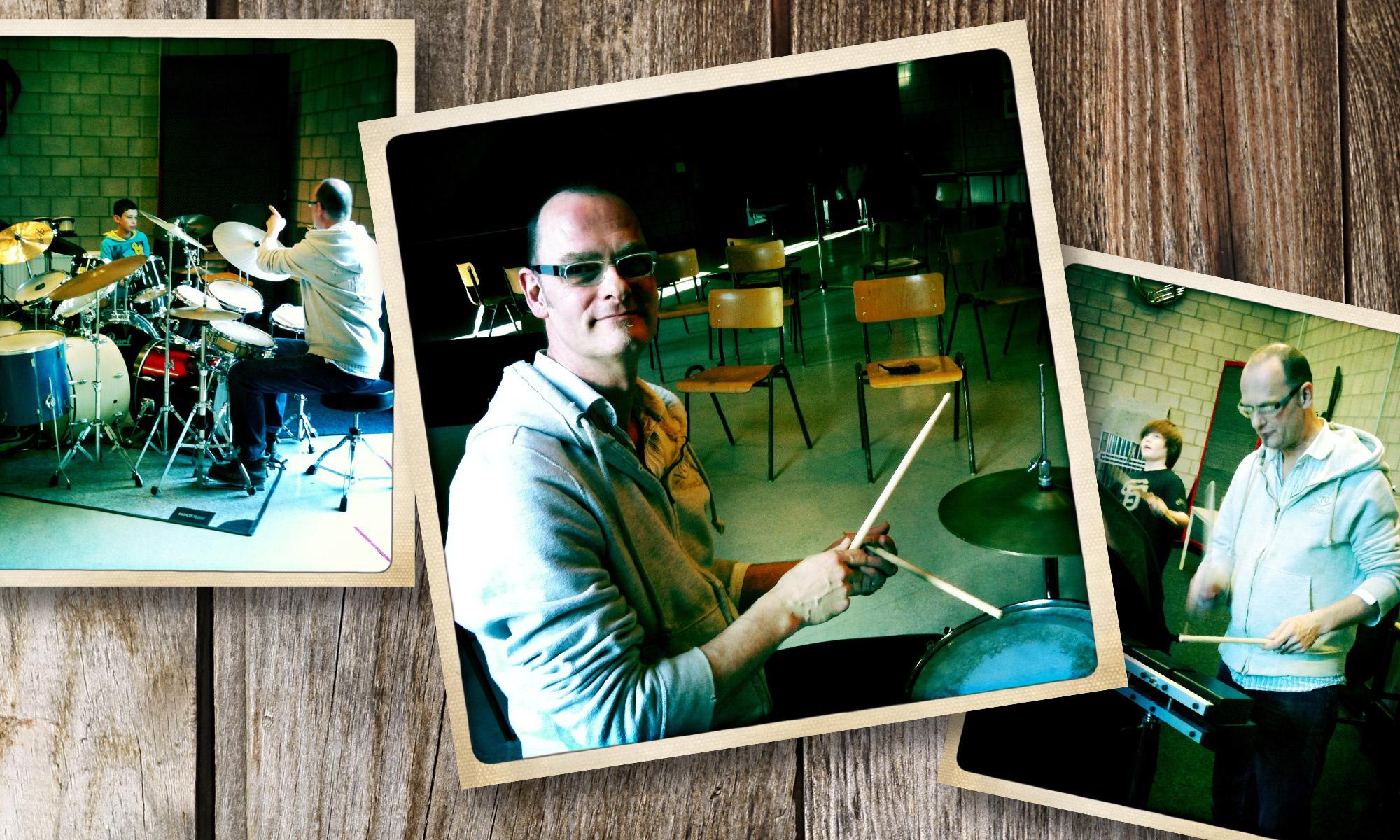 Drumschool Joost Renders